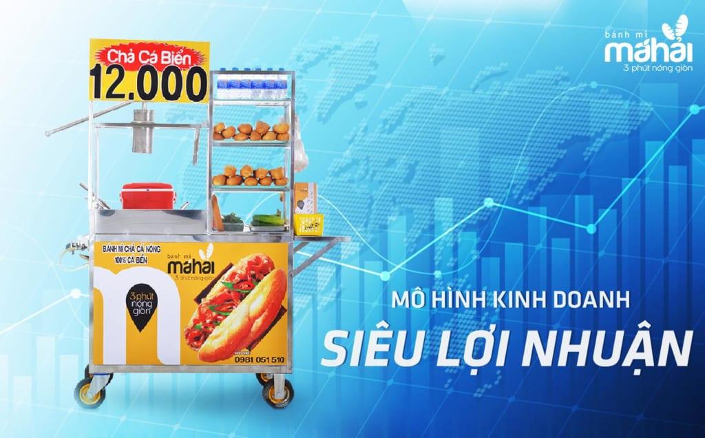 Mô hình kinh doanh bánh mì siêu lợi nhuận
