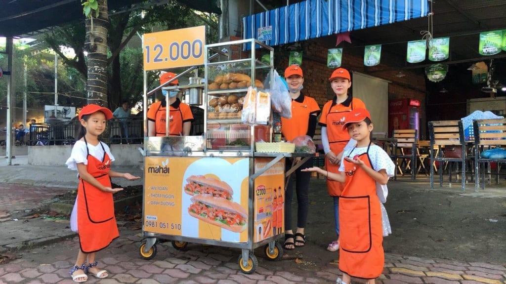 Bánh mì Má Hải tự hào mang đến cuộc sống sung túc hơn cho 3000 người