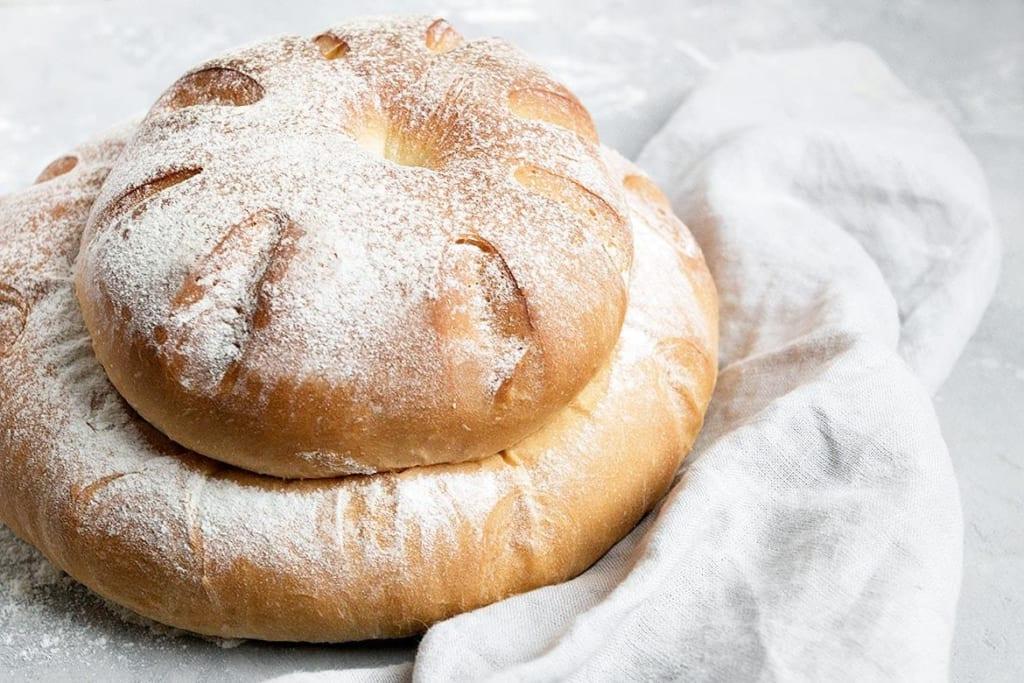 Bánh mì Cottage tại Anh Quốc