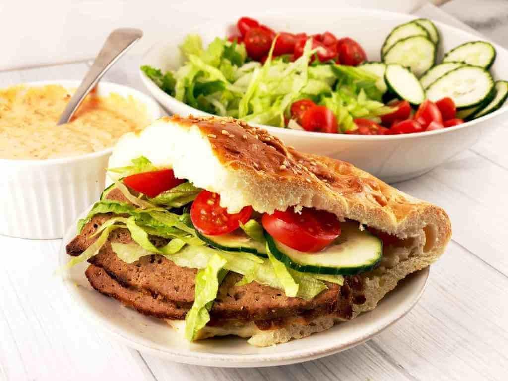 Doner kebab ở Thổ Nhĩ Kỳ