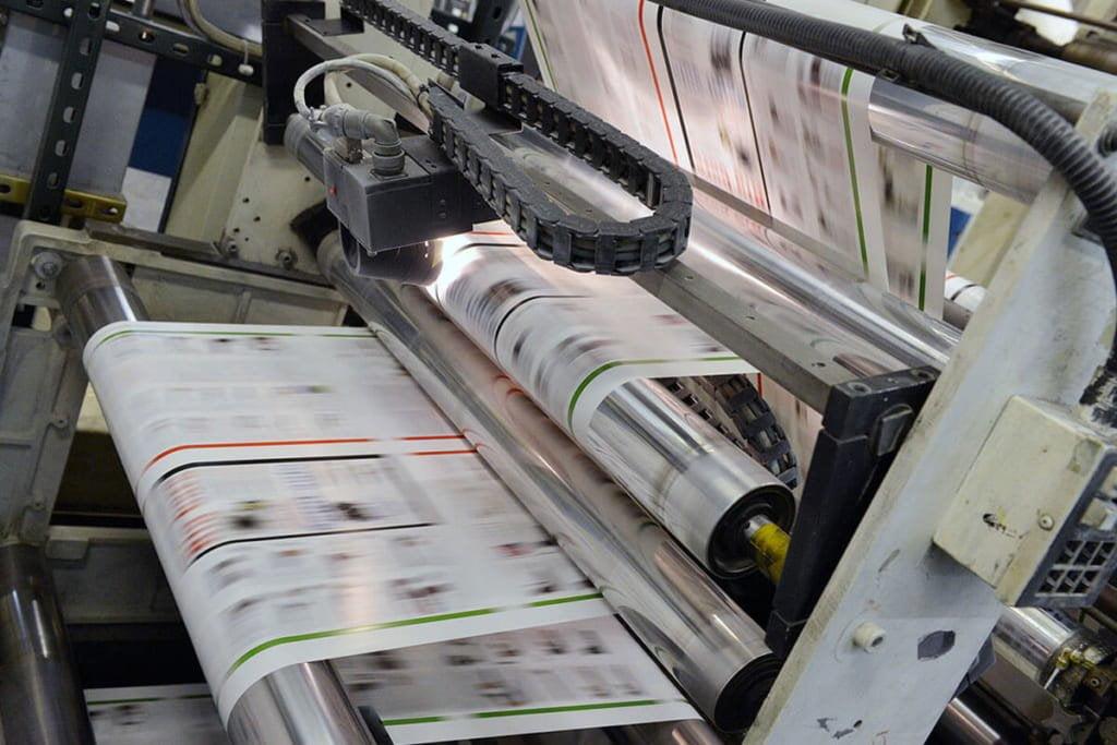 Kinh doanh quảng cáo in ấn ở nông thôn