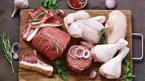 Thịt các loại